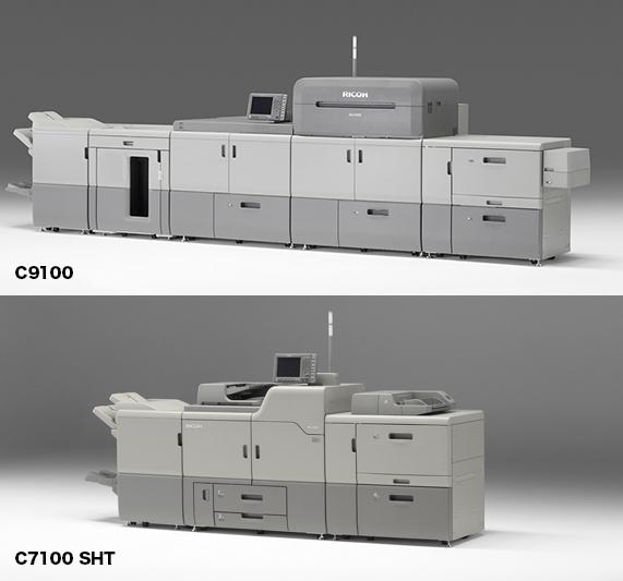 POD機:C9100&C7100SHT